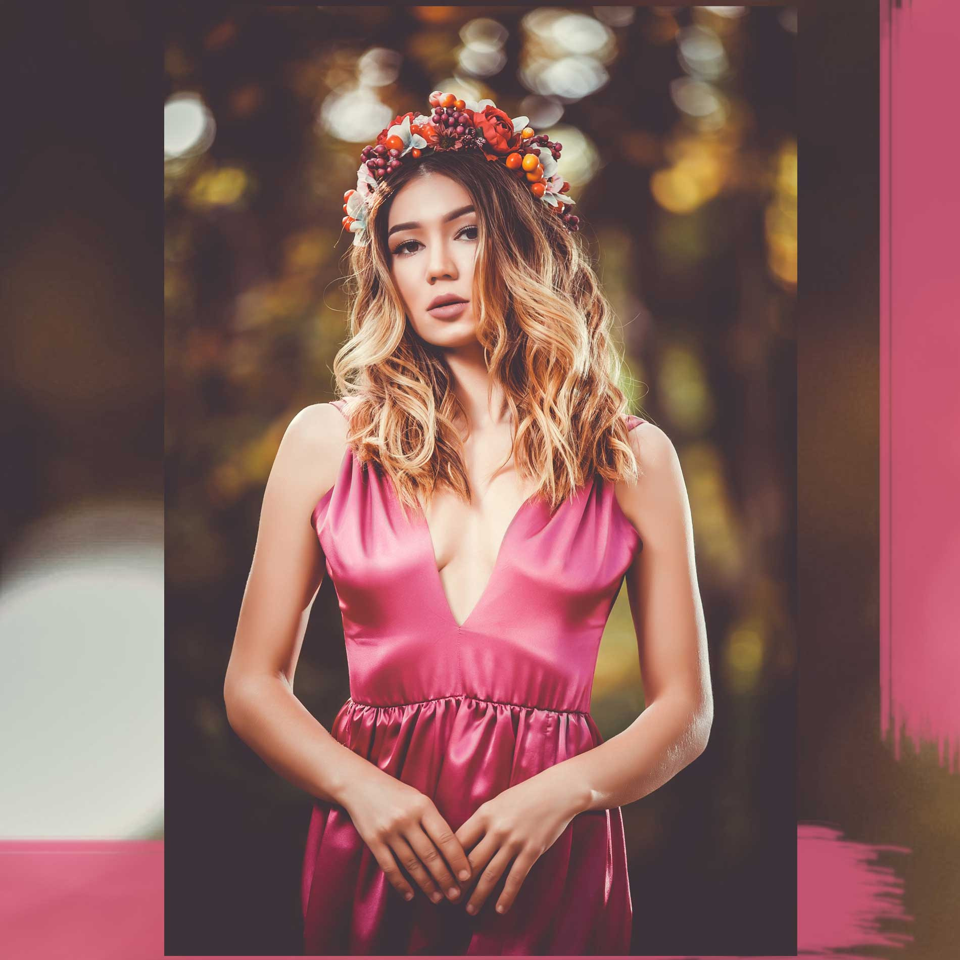 Hochzeitsgast-Outfit Für Eine Hochzeit Im Herbst: Die