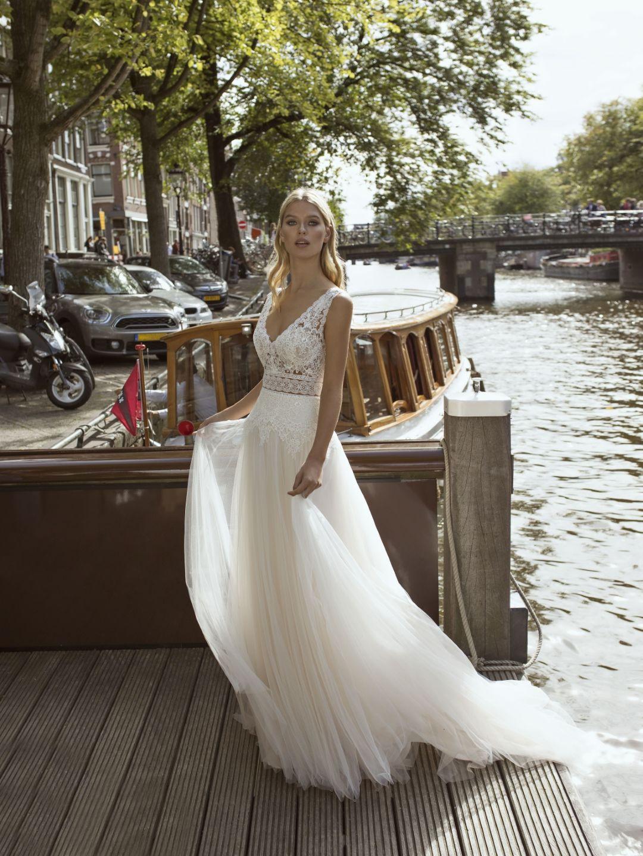 Hochzeitskleid - Brautkleid - Kollektionen 2020 - Steinecker