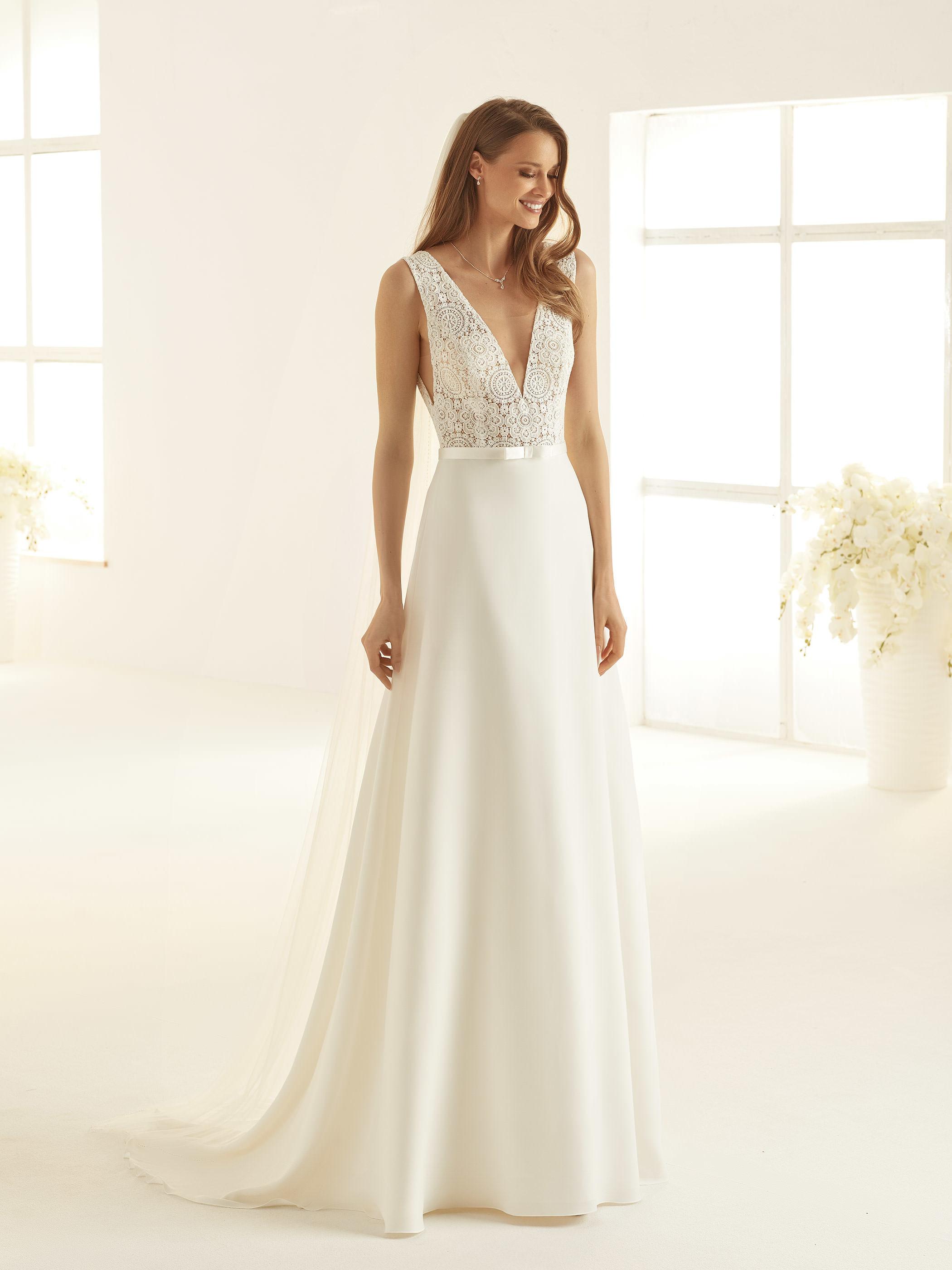Hochzeitskleid Dallas | Samyra Fashion