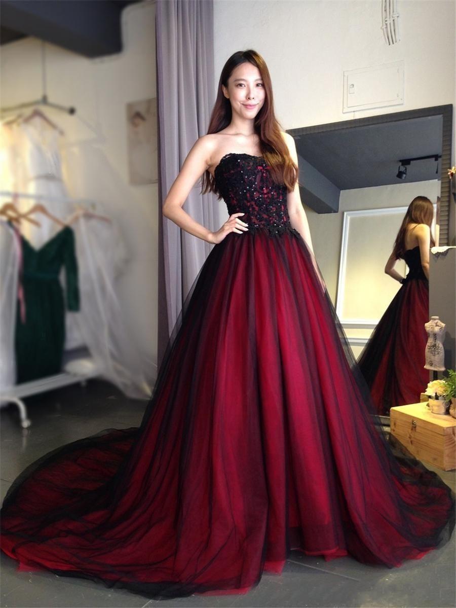 Hochzeitskleid Farbe  Schwarzes Kleid Zur Hochzeit - Abendkleid