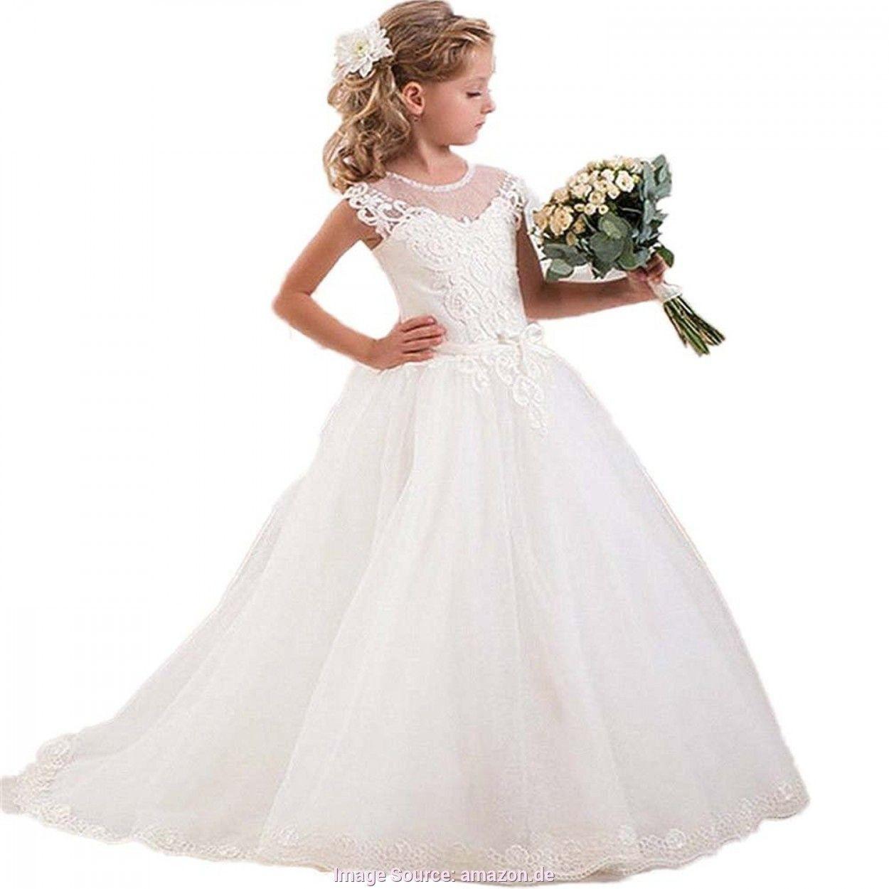 Hochzeitskleid Für Kinder | Hochzeitskleid Kind