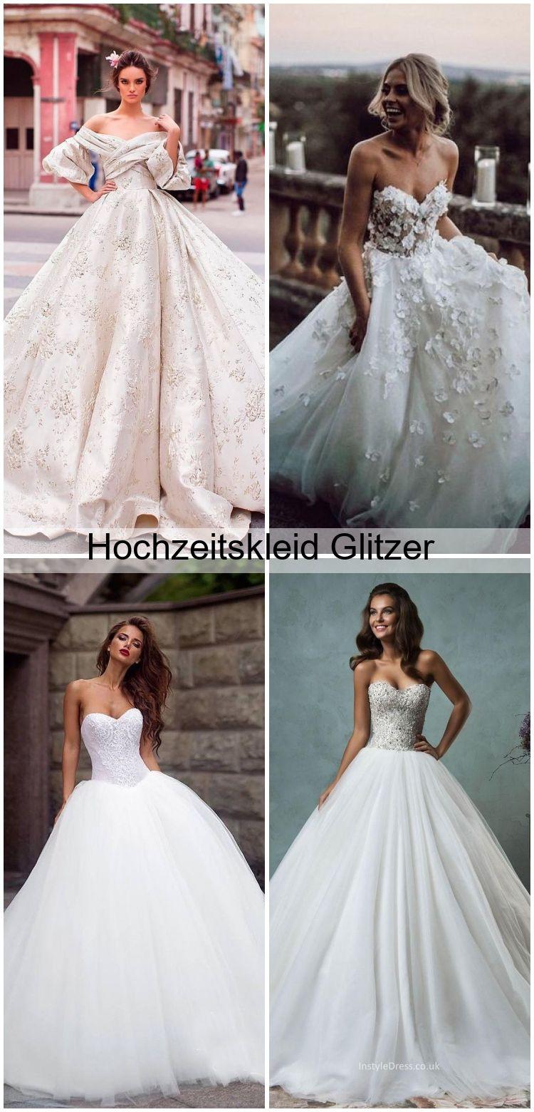 Hochzeitskleid Glitzer , #glitzer #hochzeitskleid In 2020