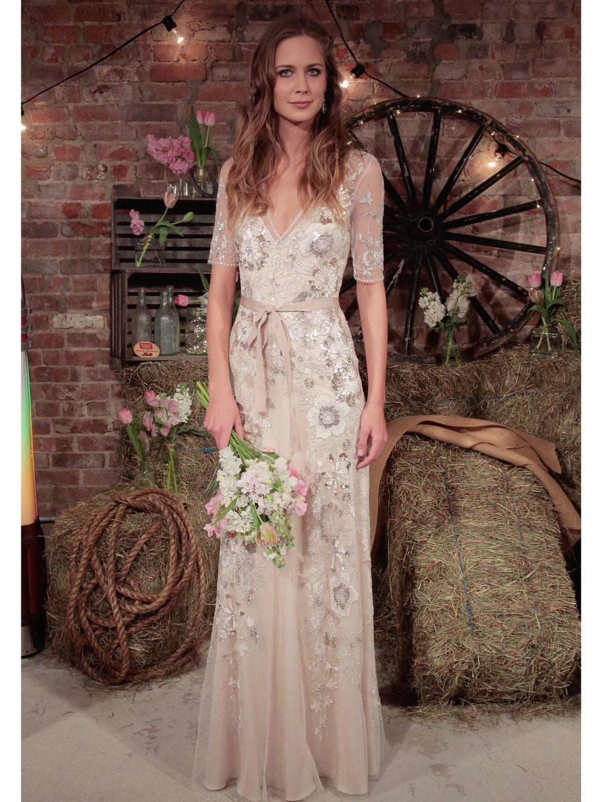 Hochzeitskleid Hippie Style | Hochzeit | Atemberaubende
