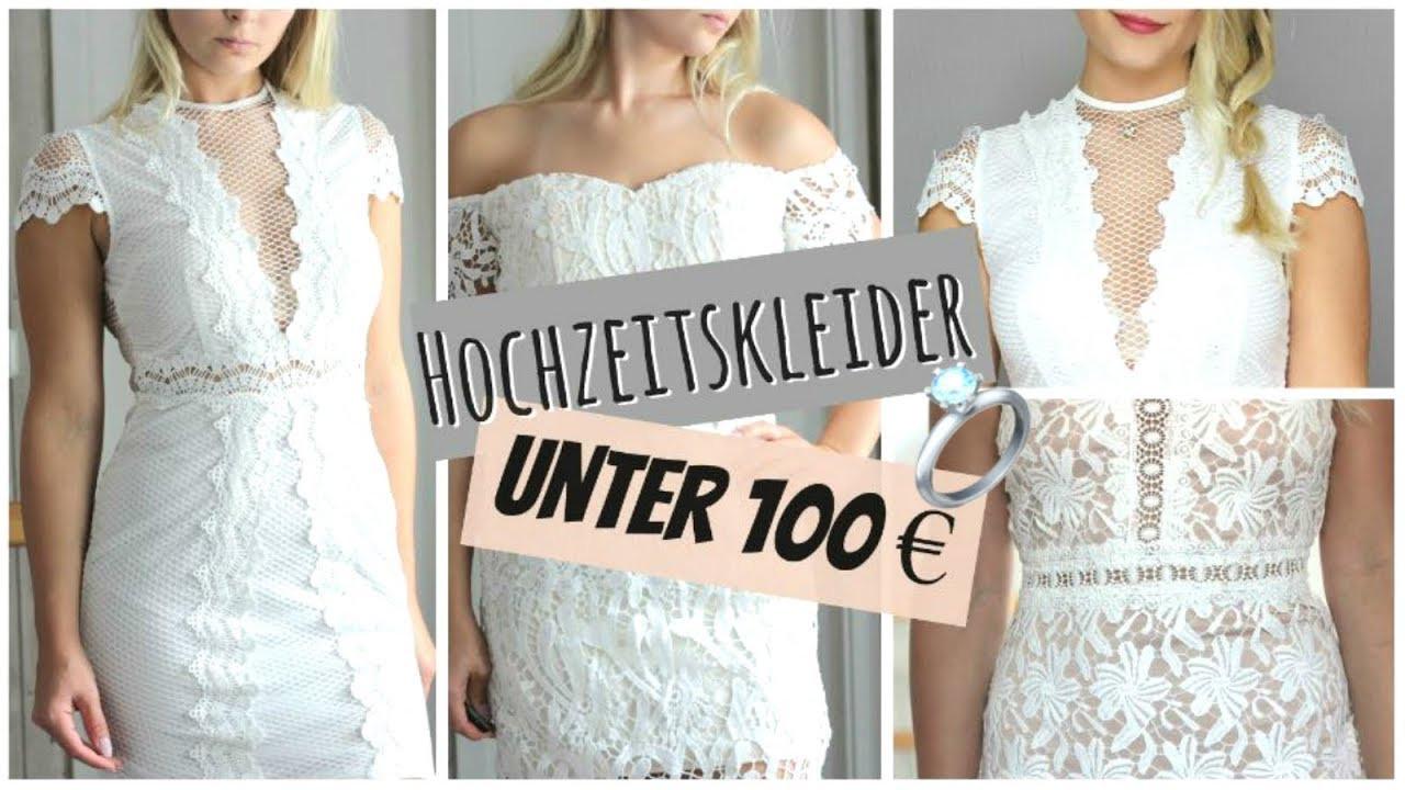 Hochzeitskleid Unter 100€ ?! | Günstige Hochzeitskleid Online Kaufen