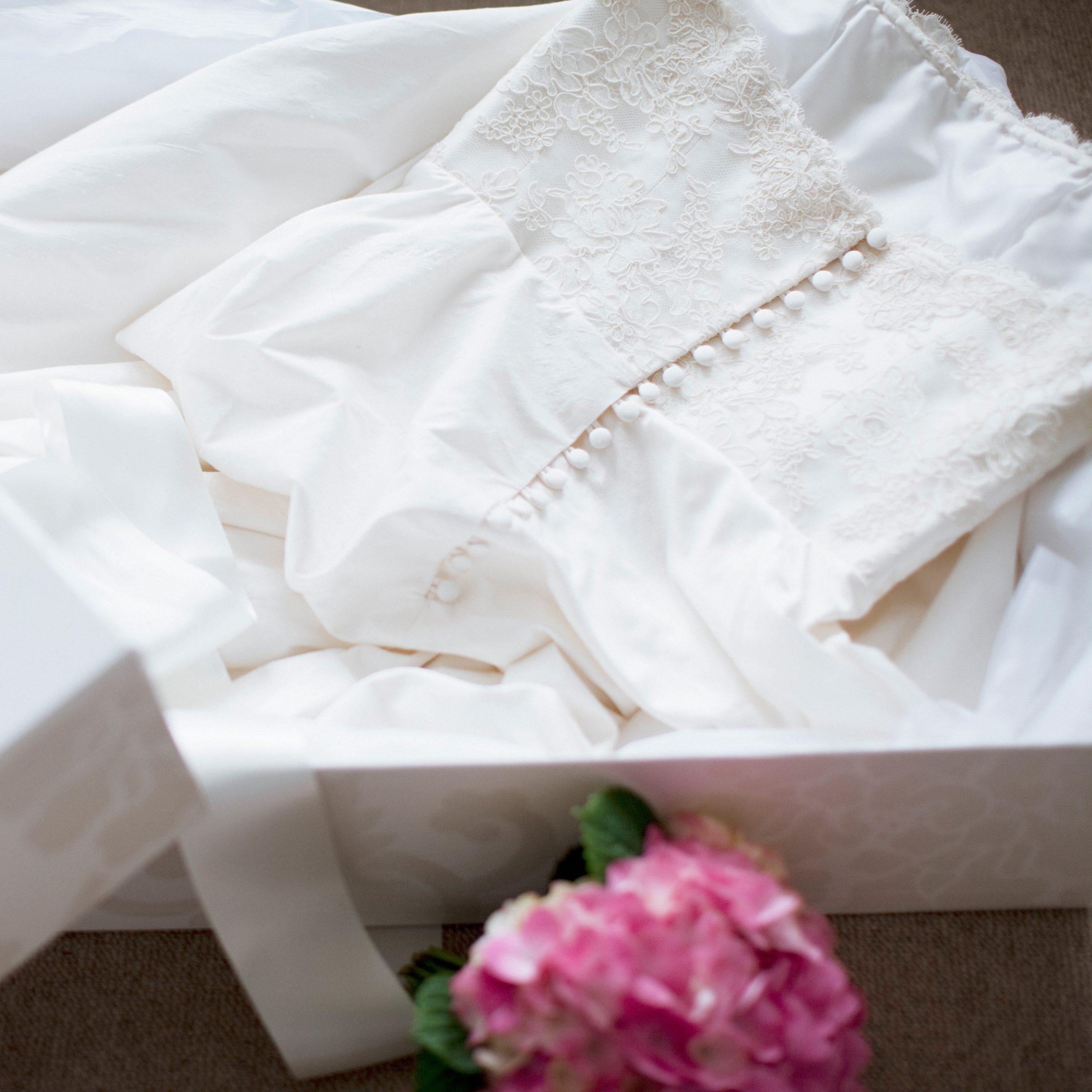 Hochzeitskleid: Was Mache Ich Nach Der Hochzeit Mit Dem