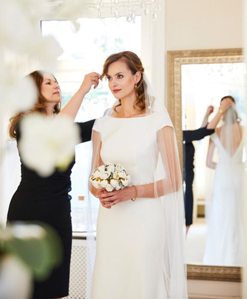 Hochzeitskleider In Hamburg - Feminin Brautmode