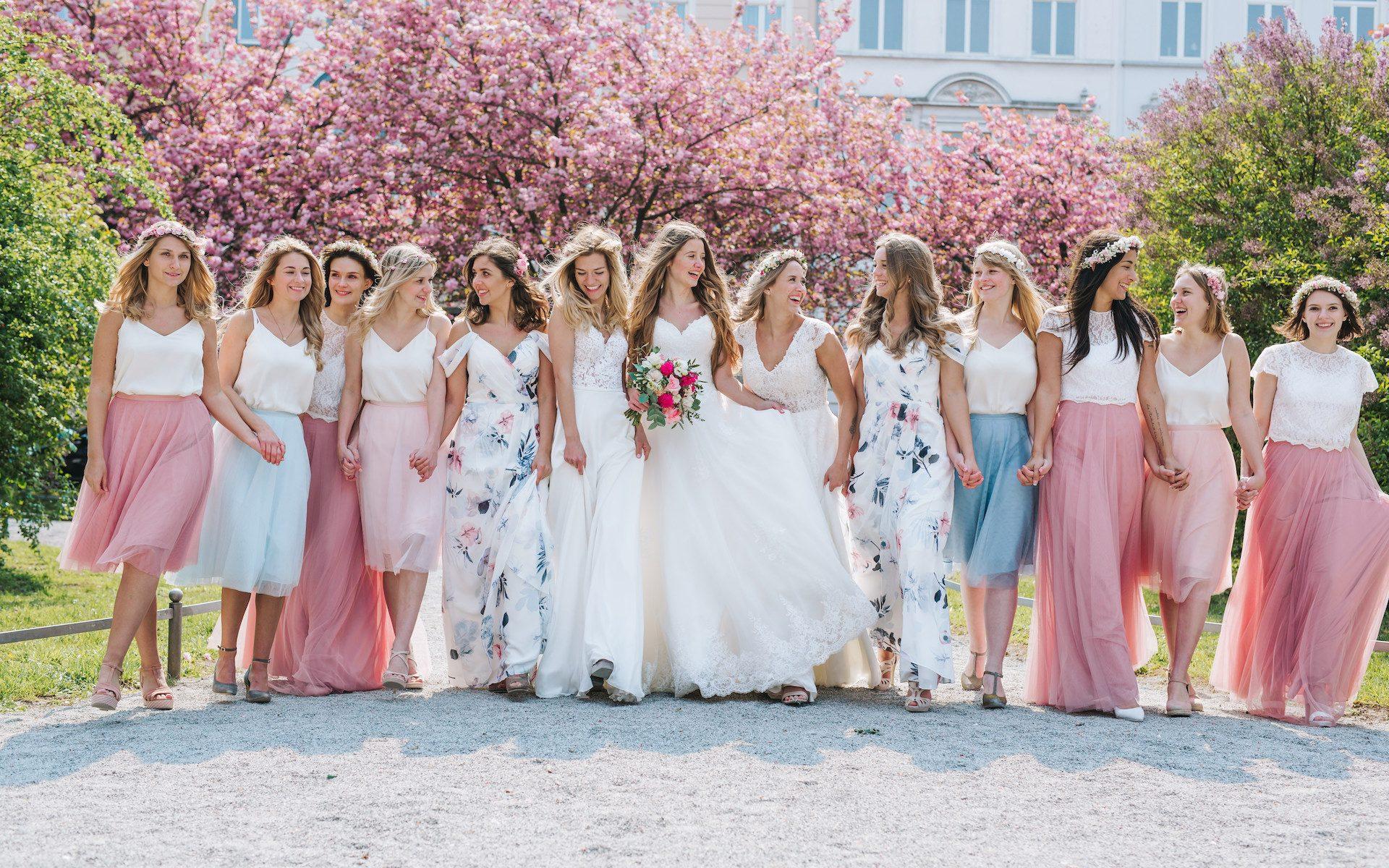 Hochzeitskleider, Standesamtkleider Und Vintage Brautmoden