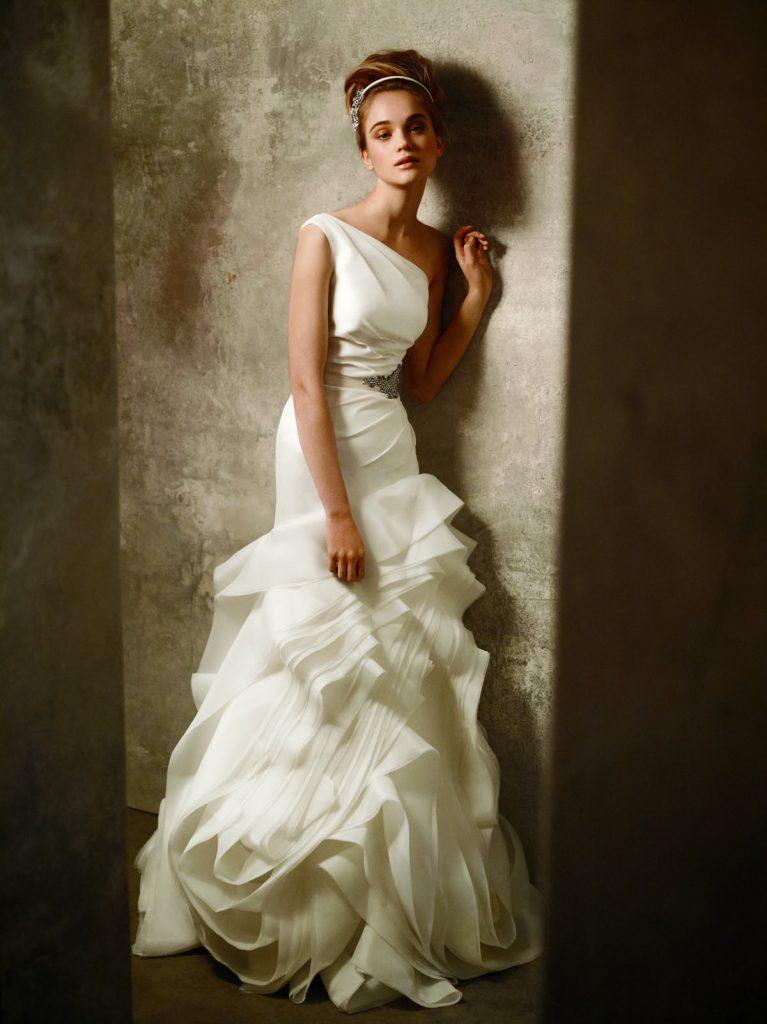 Hochzeitskleider Vera Wang - Hochzeit-Trauung-Party ...