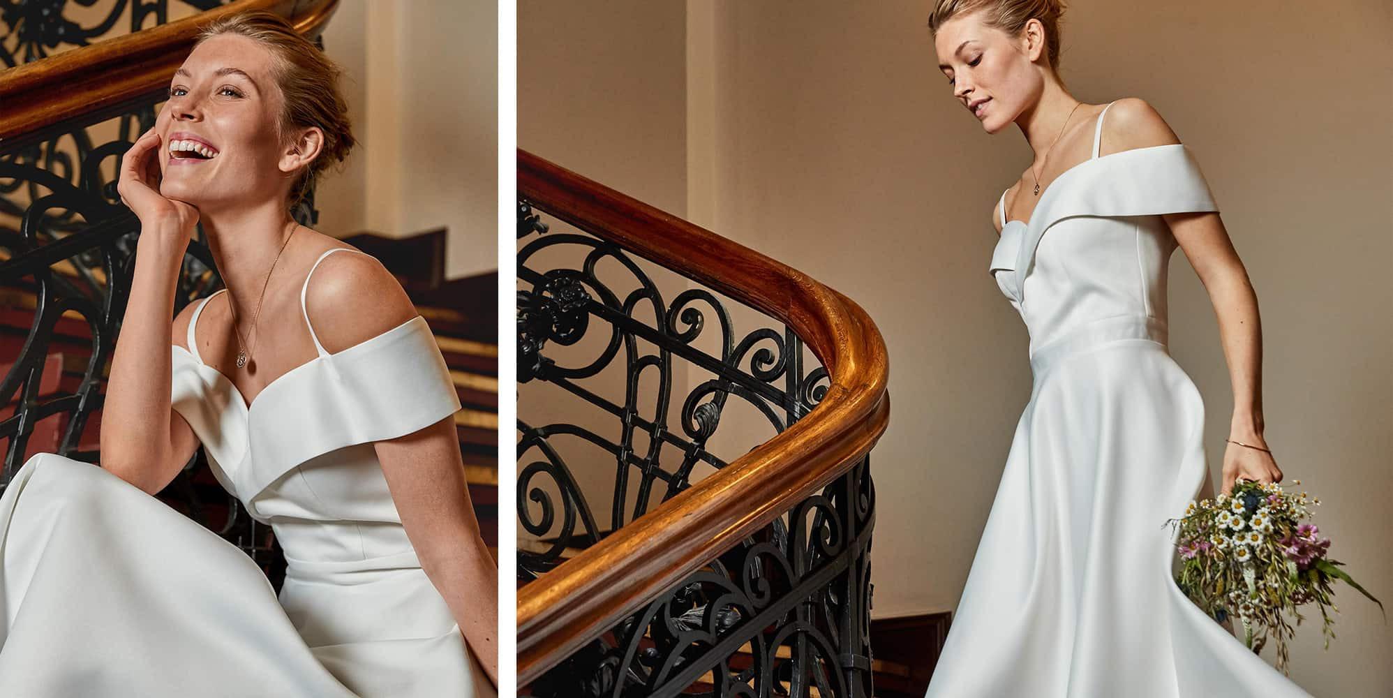 Hochzeitsmode Damen & Herren 15 ▷ P&c Online Shop - Abendkleid