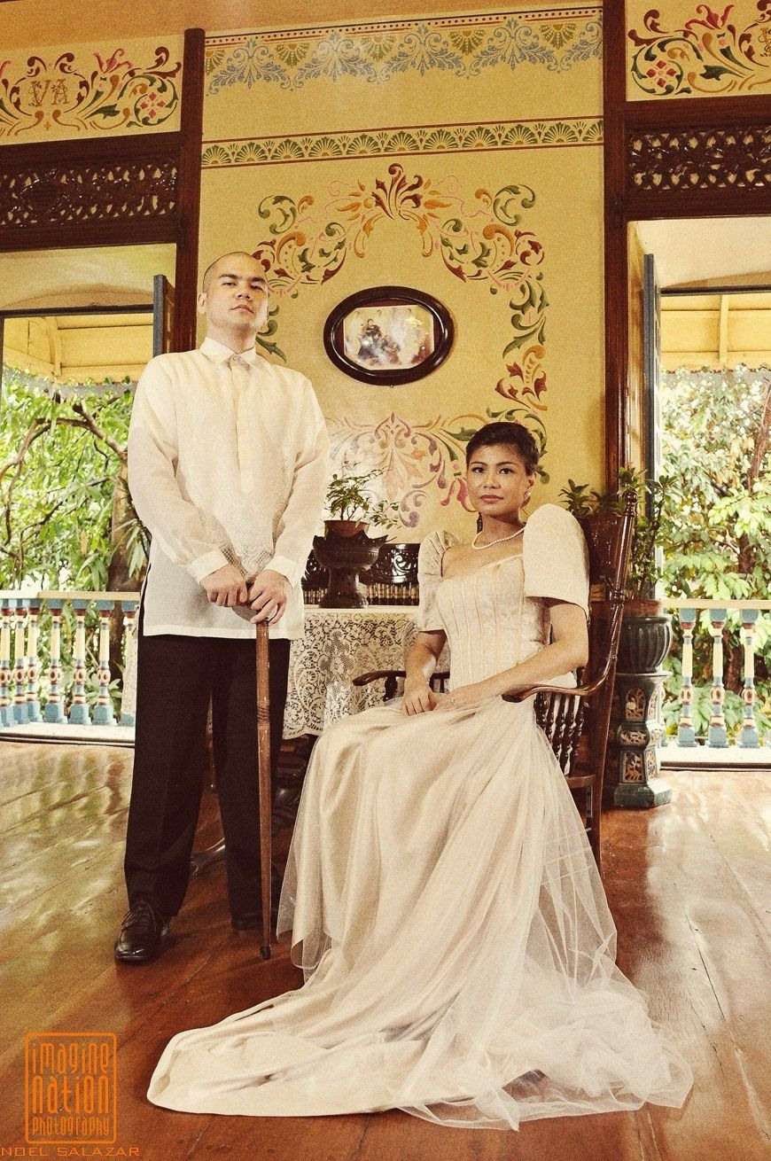 Homegrown: Filipiniana Wedding Theme | Philippinen, We Are