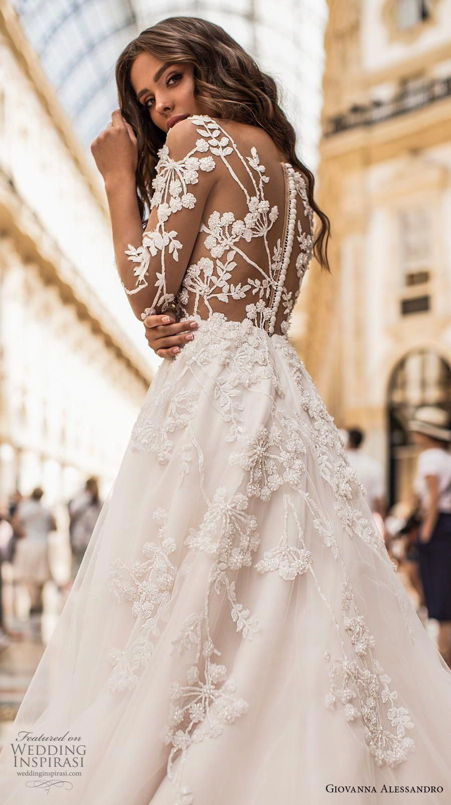 How To Make A Wedding Dress In 2020 | Ballkleid Hochzeit