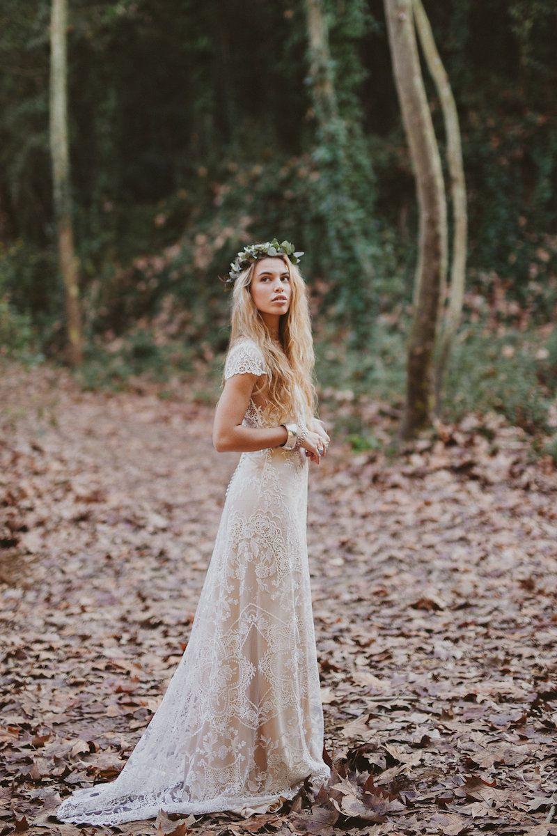 Immaclé Barcelona Wedding Dress Collection | Kleid Hochzeit