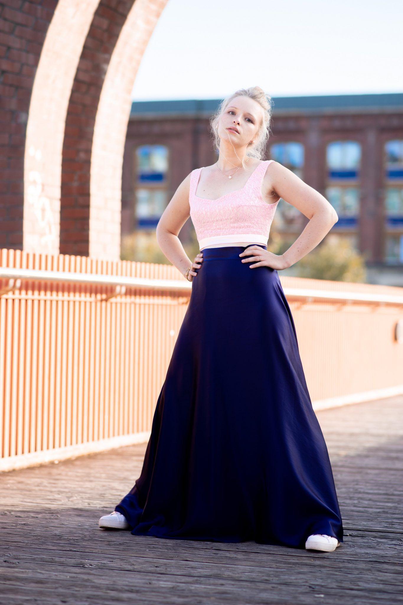 Inspiration Für Ein Hochzeitsgast Outfit Nähen | Langes