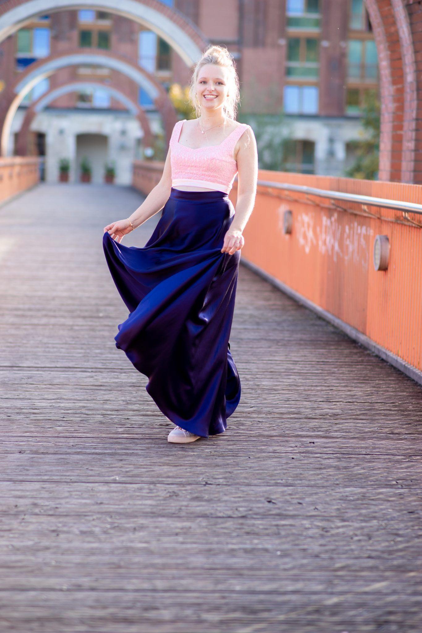 Inspiration Für Ein Hochzeitsgast Outfit Nähen
