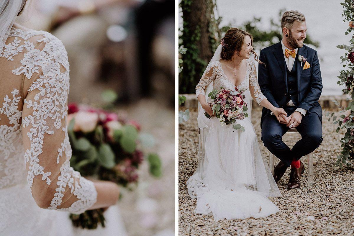 Internationale Deutsch-Französische Hochzeit | Französische