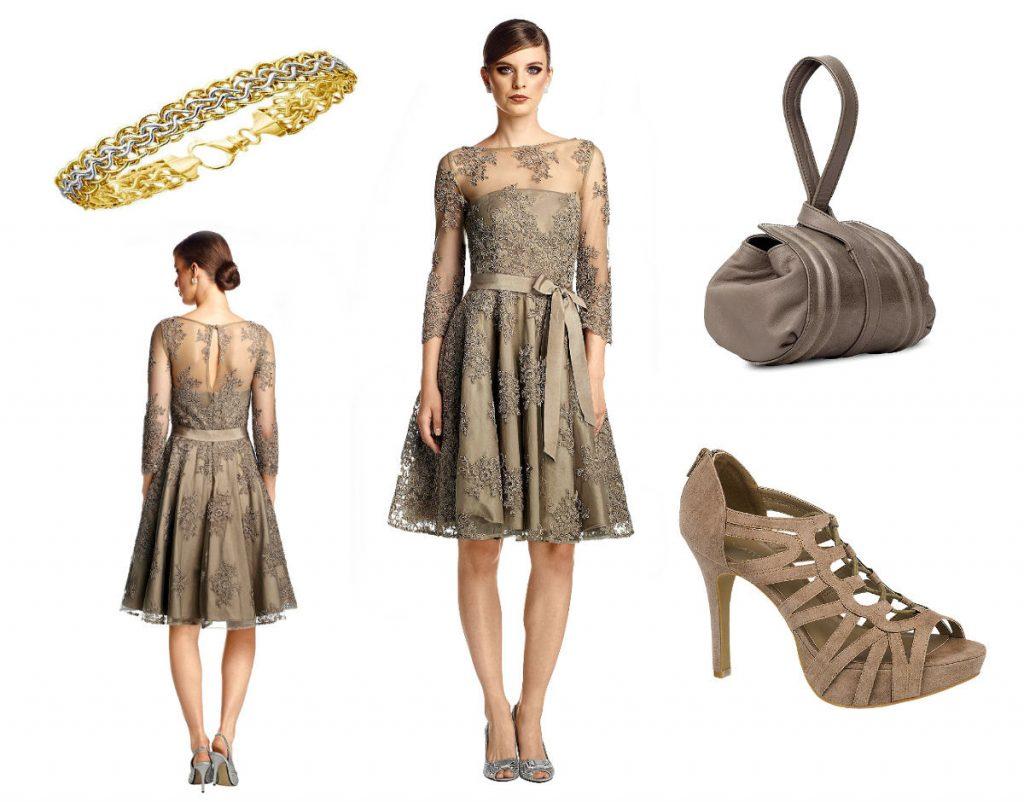 Italienische Kleider Mode Im Romantik Stil + Outfit Tipps - Abendkleid
