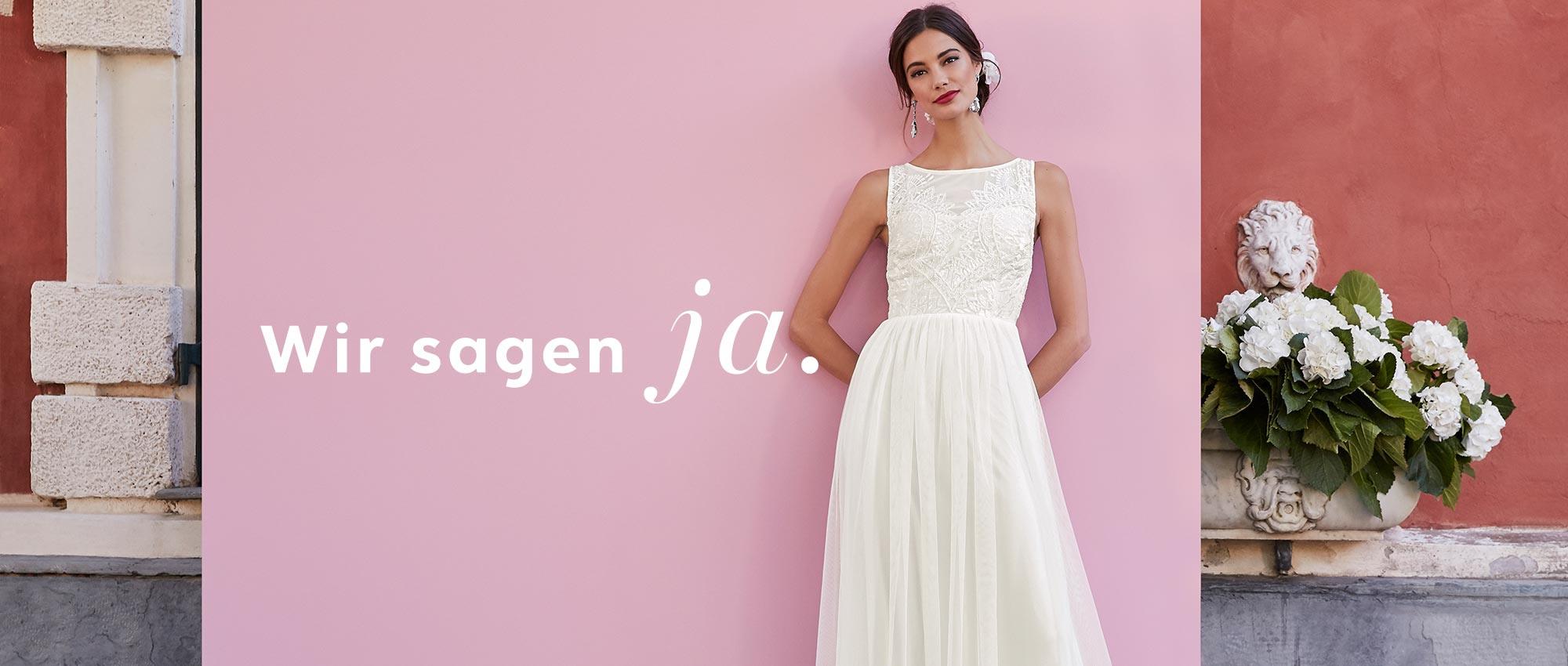 Ja, Wir Wollen! Kleider Für Die Braut Und Die Gäste