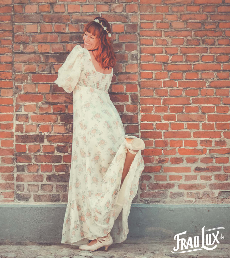 Jane Austen Vintagekleid