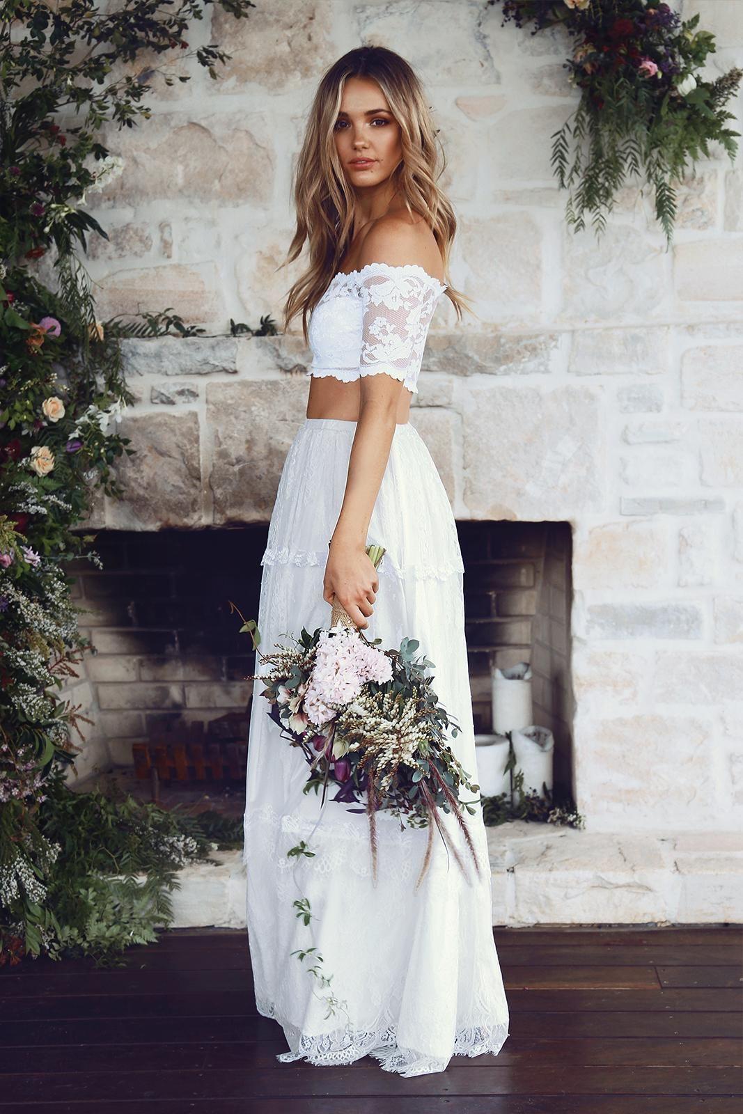Jasmine 2.0 | Boho Chic Brautkleid, Braut Und Brautkleid