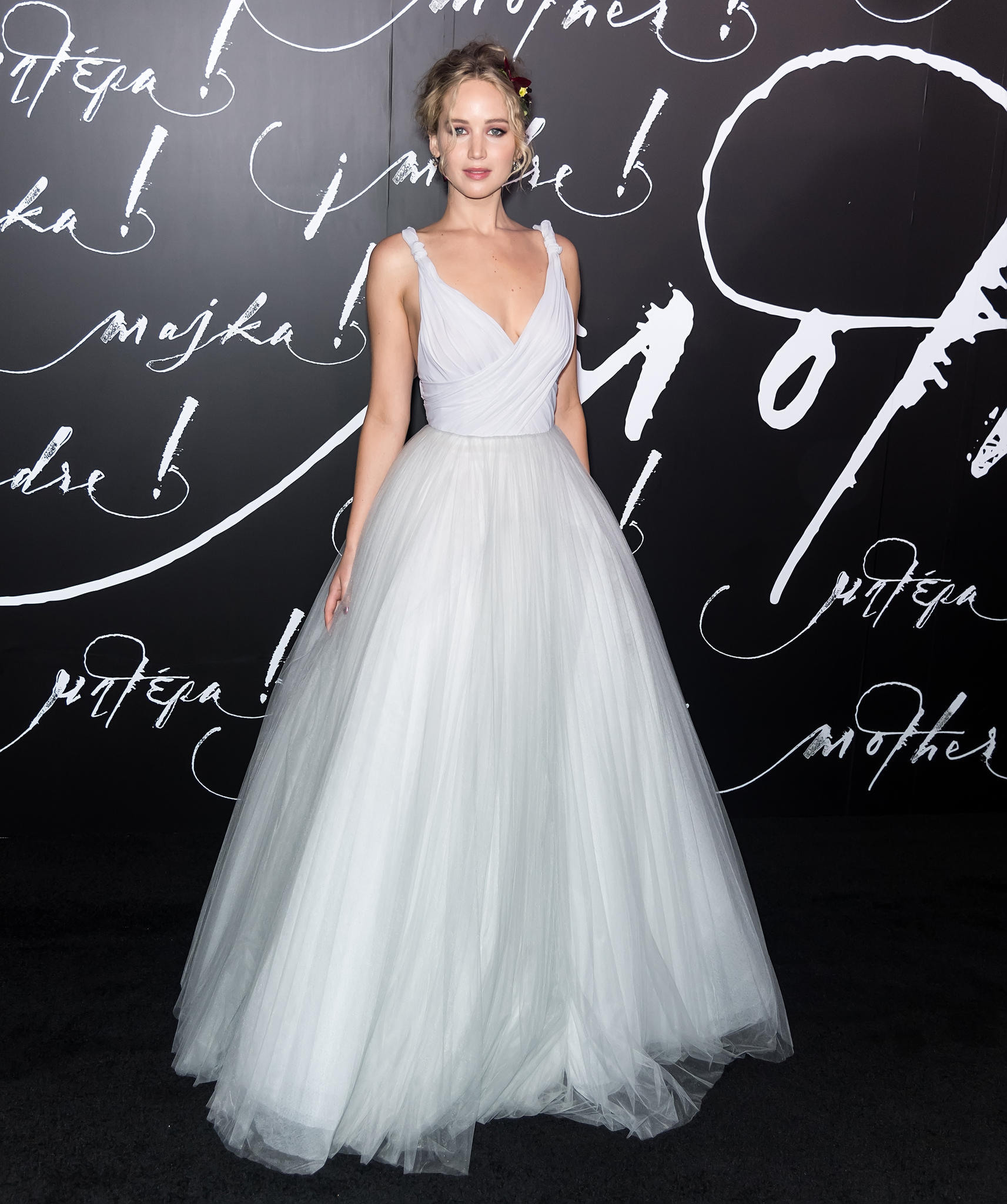 Jennifer Lawrence: Im Brautkleid Zur Verlobungsfeier | Gala.de