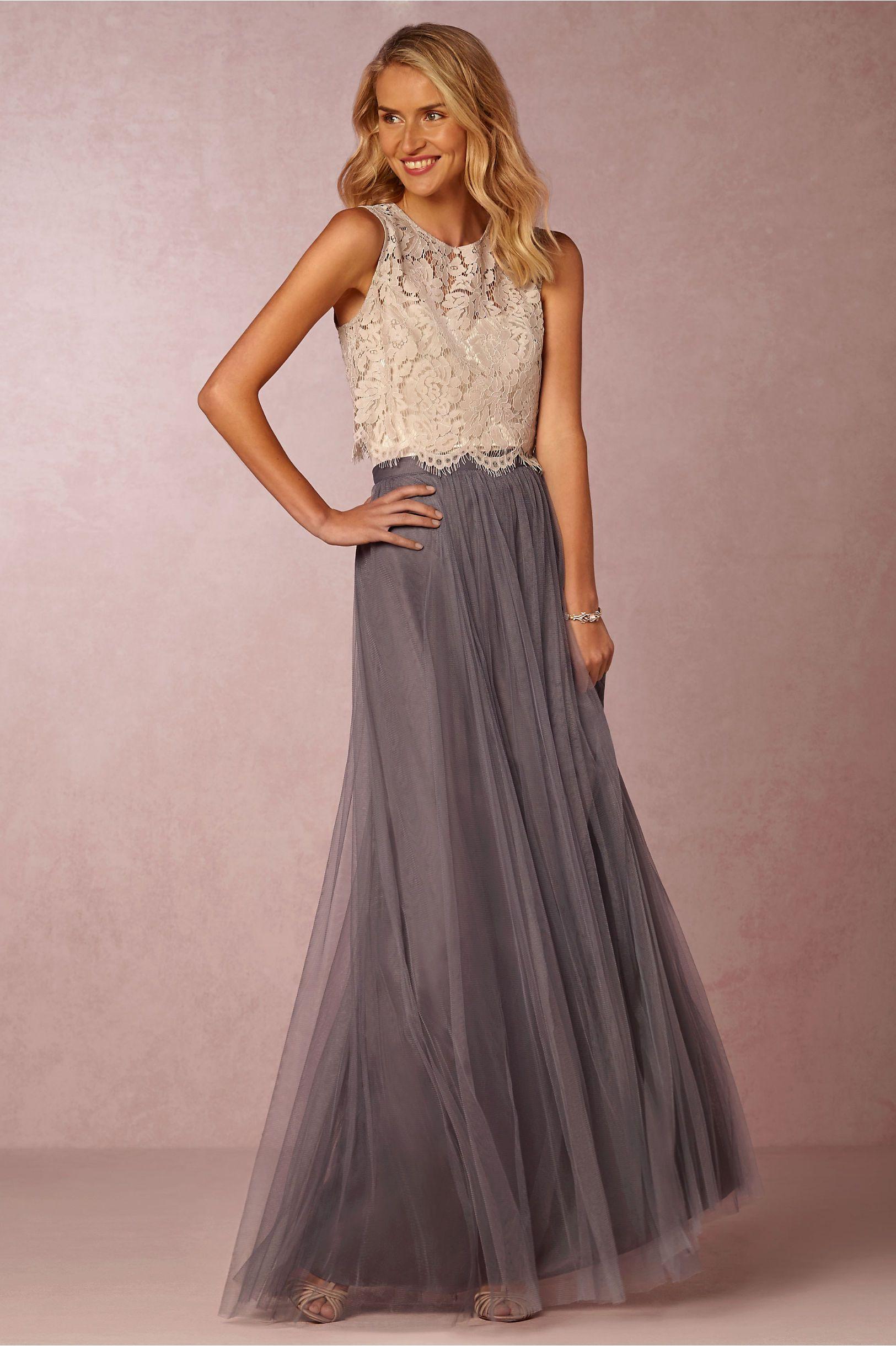 Jenny Yoo Cleo Top | Tulle Skirts | Kleid Hochzeit Gast