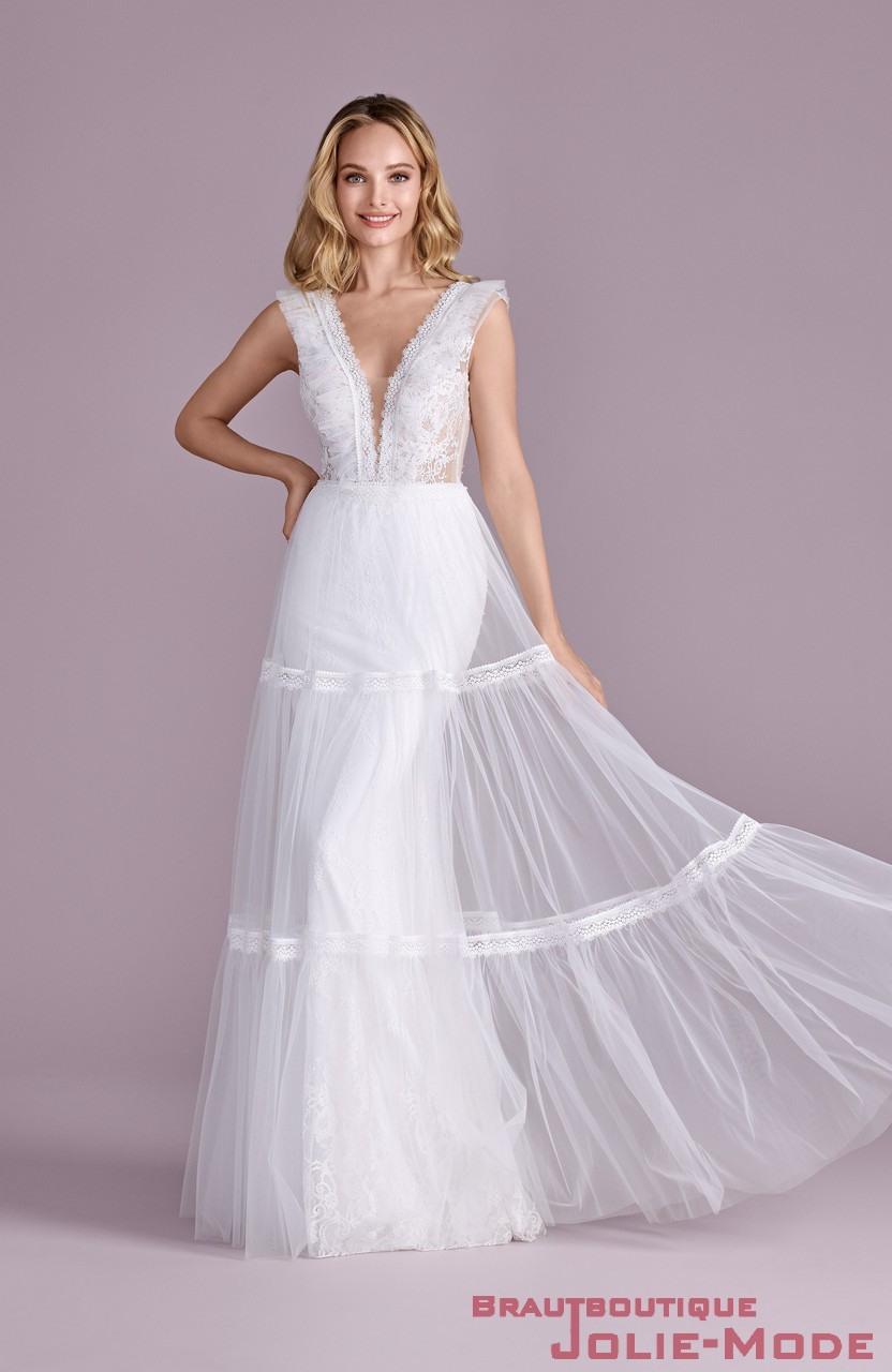 Jolie-Mode :: Zivil Trauung, Brautkleid, Hochzeitskleid - Abendkleid