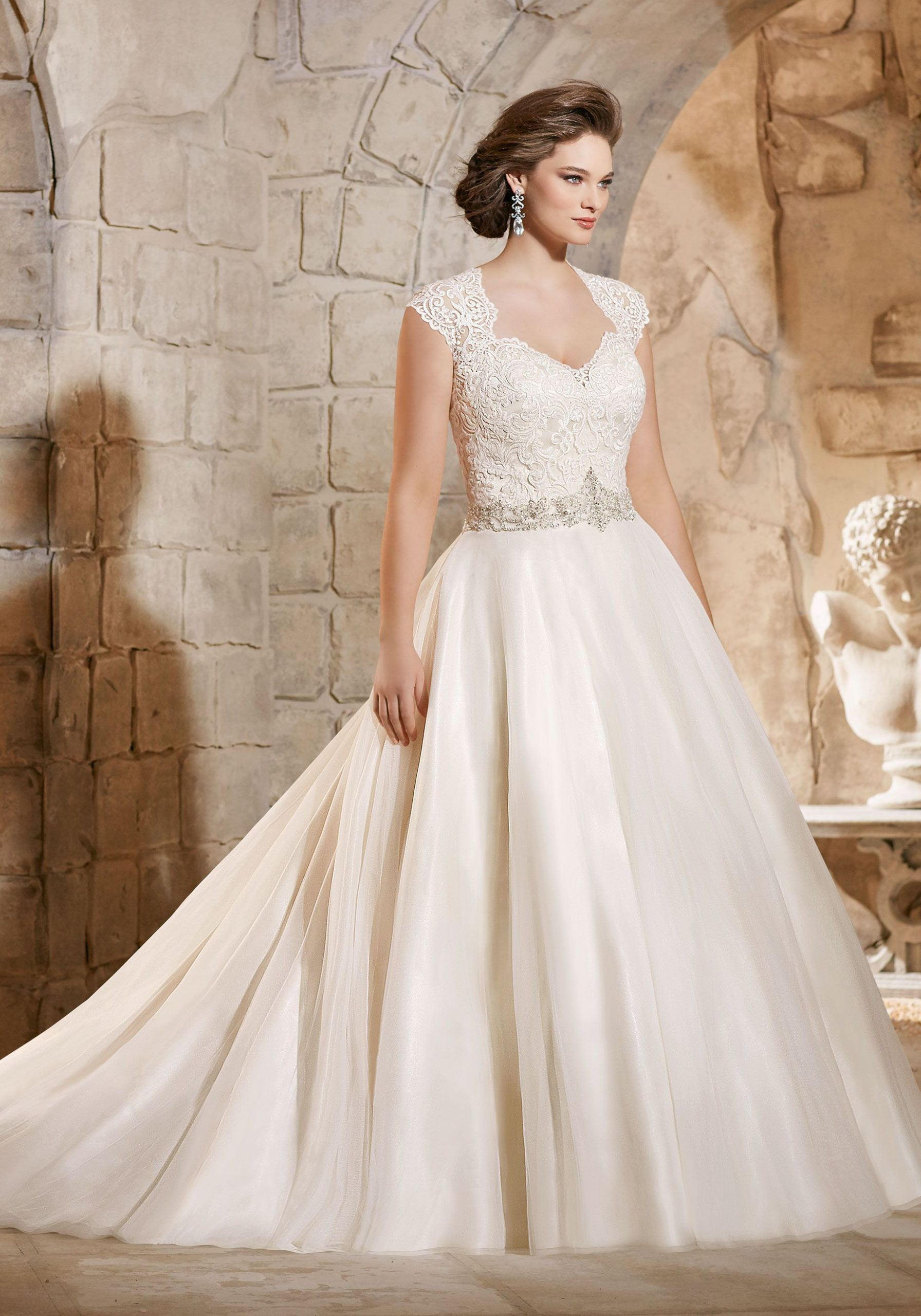 Julietta Collectionmorilee: Majestic Embroidery With