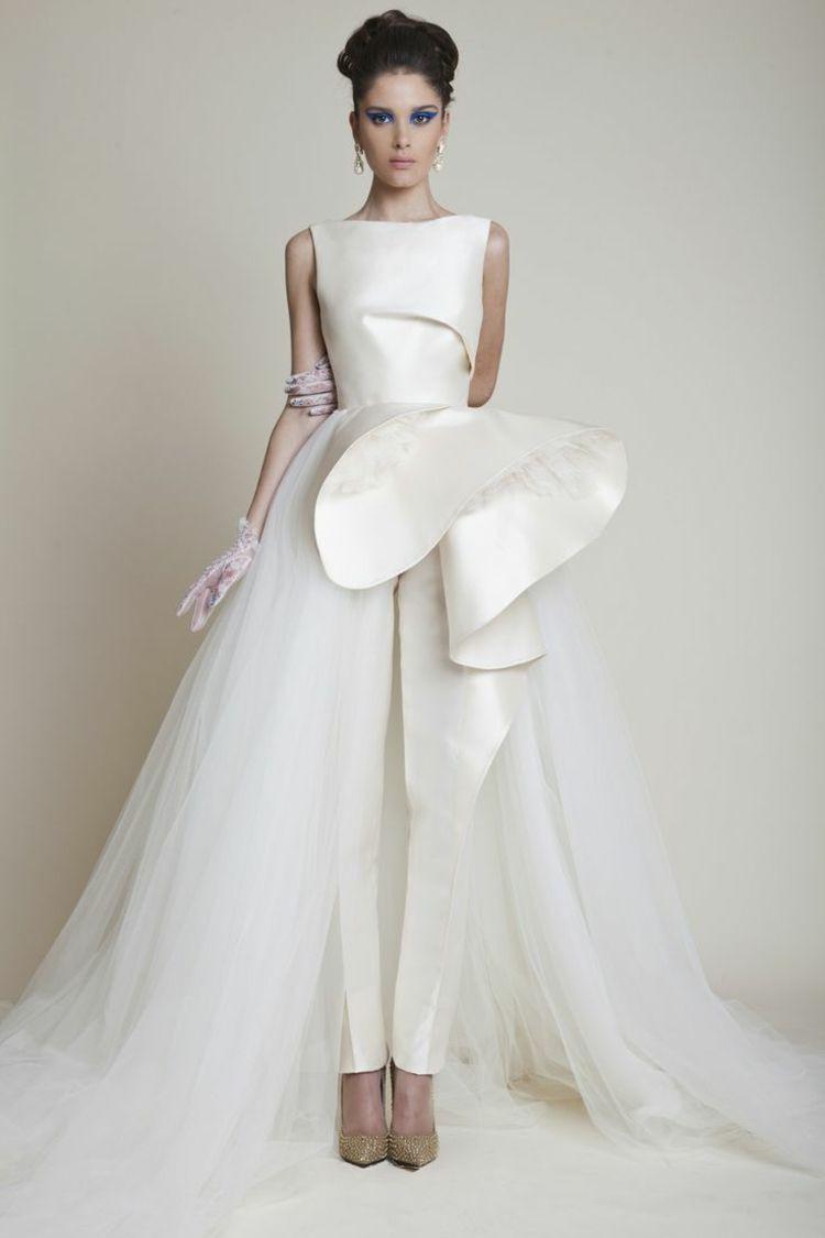 Jumpsuit Für Hochzeit: Eleganter Overall Als Hochzeitsoutfit