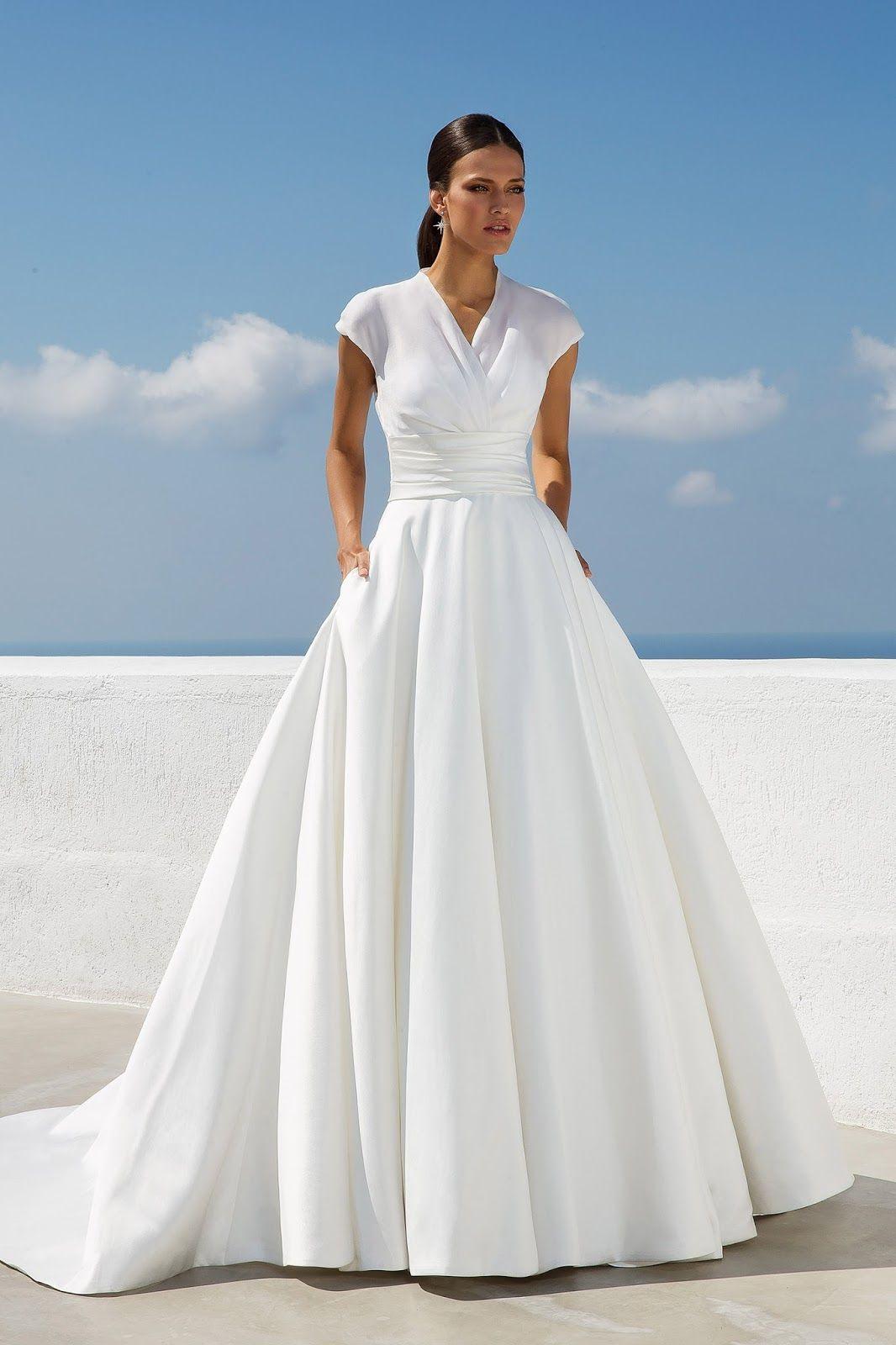Justin Alexander | Hochzeitskleid, Verfüherische