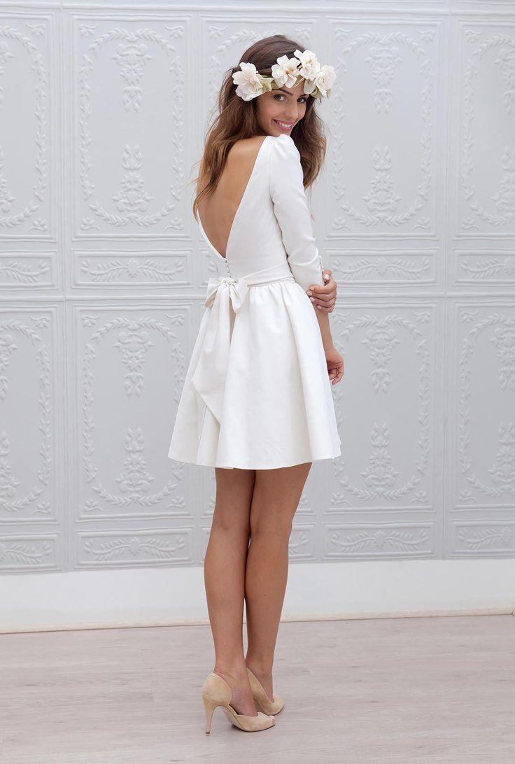 Kate | Kleid Standesamt Braut, Zivil Hochzeits Kleider Und