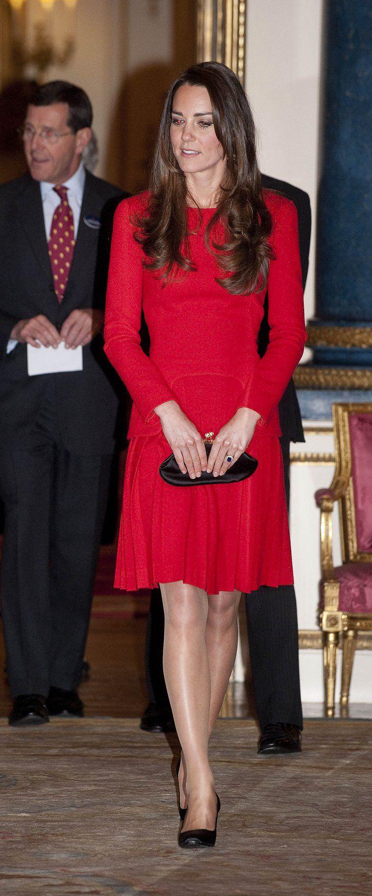 Kate Middleton Hat Sich In Diesem Jahr Selbst Übertroffen
