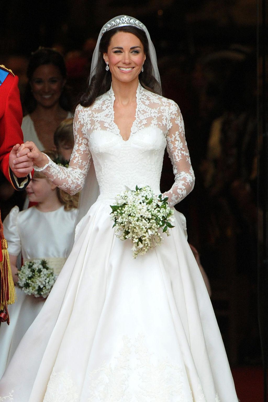 Kate Und Pippas Brautkleider Gibt Es Bei H&m! - Glamour