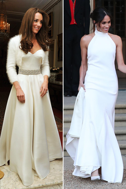 Kate Vs. Meghan: Royale Hochzeiten Im Vergleich - Glamour