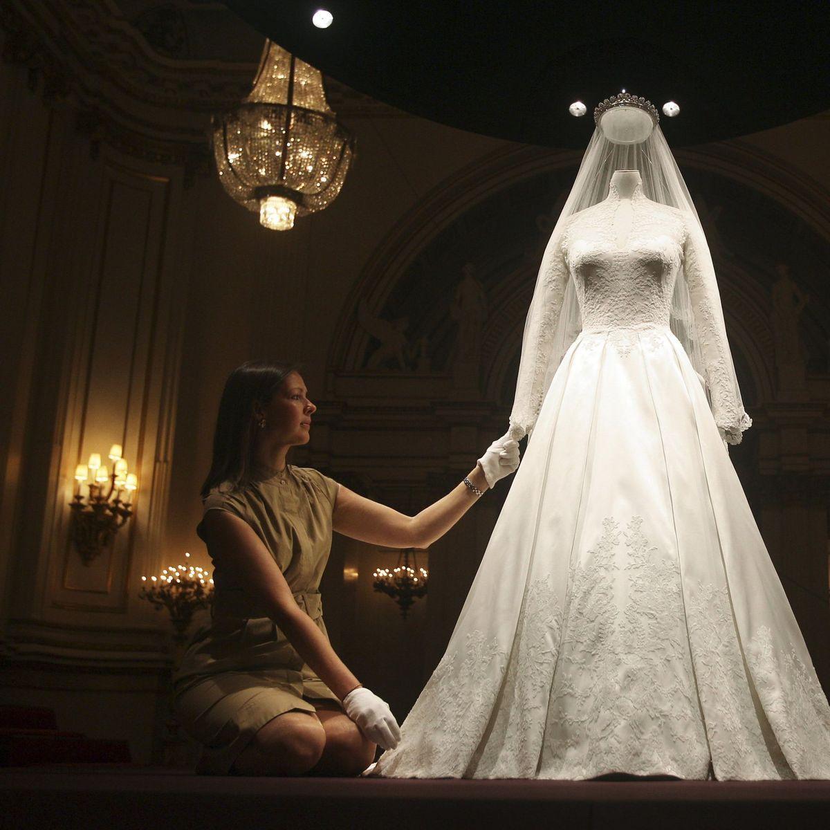 Kates Hochzeitskleid Bei Der Queen: Der Rockpalast - Der Spiegel