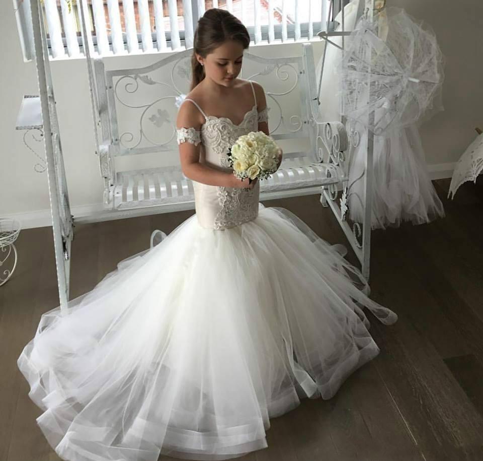 Kaufen Sie Im Großhandel Meerjungfrau Hochzeitskleider Für