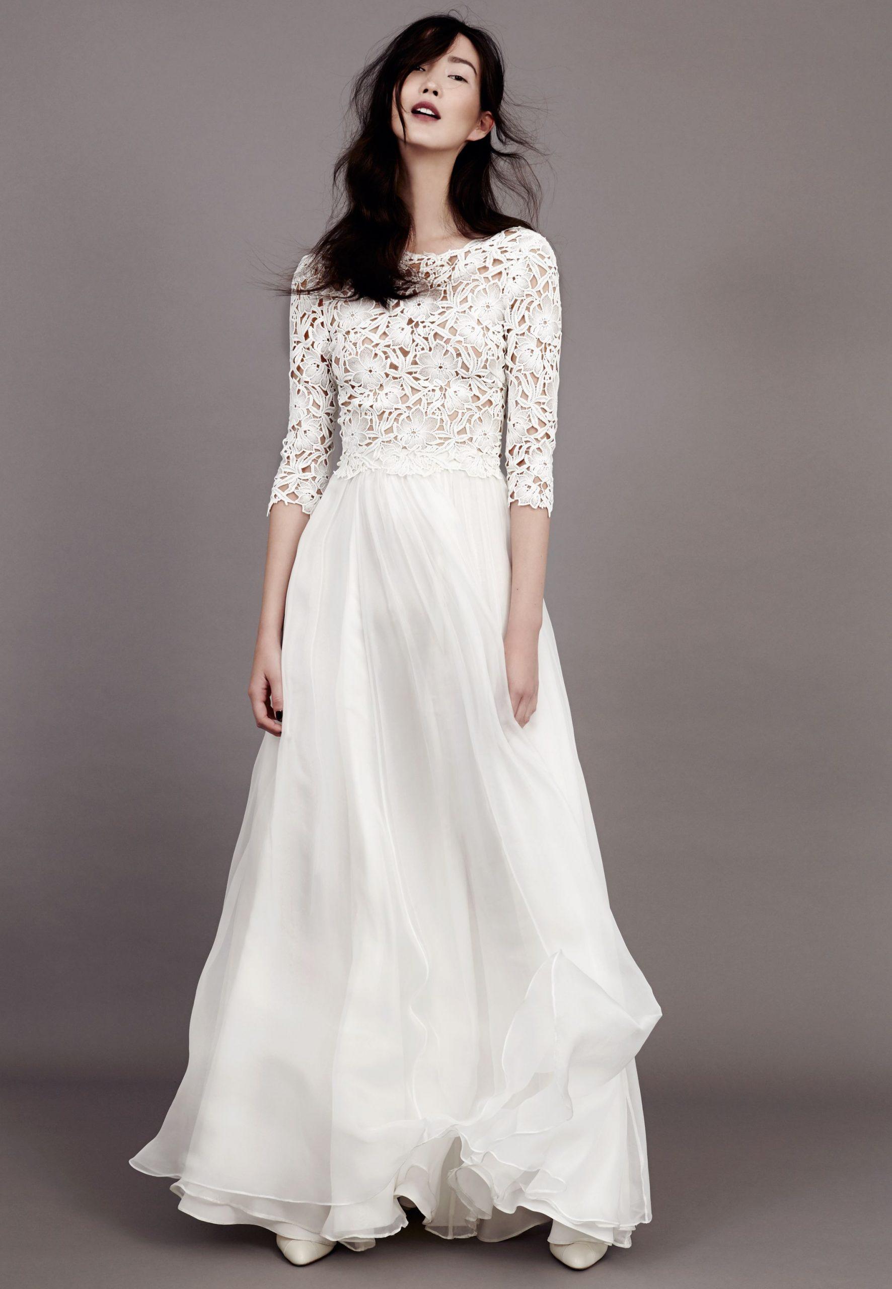 Kavier Gauche Papillon D'amour | Brautmode, Hochzeitskleid