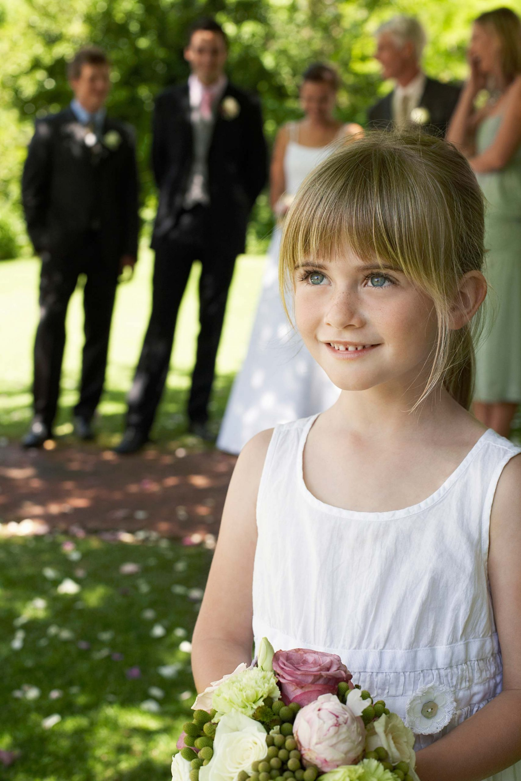 Kinderkleider Für Eine Hochzeit - So Werden Die Kids Zum