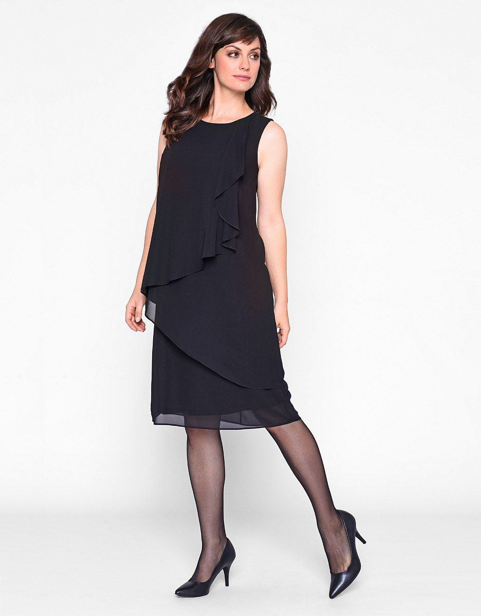 Kleid Im Lagenlook | Bexleys Woman | Adler Mode Onlineshop