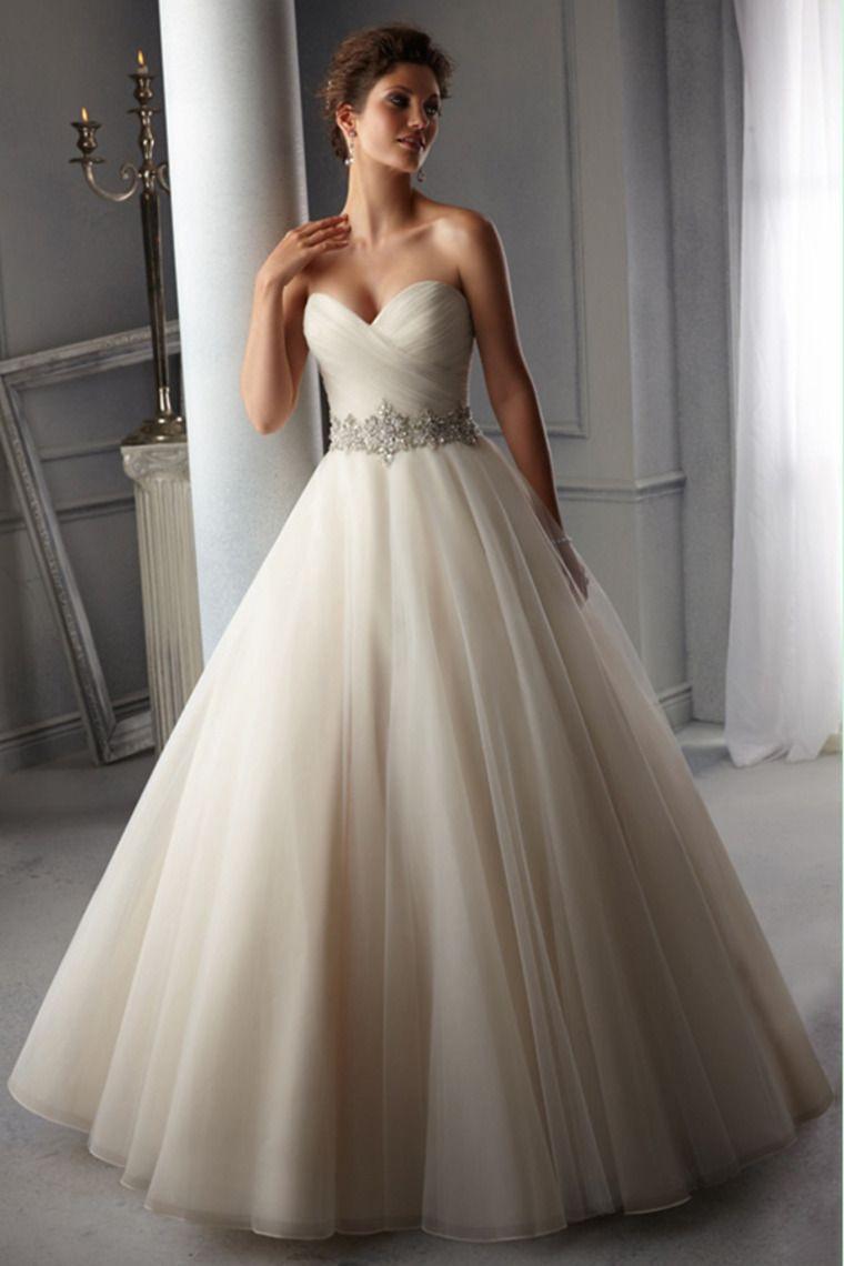 Kleid // Zauberhaft / Glitzer / Gürtel | Hochzeitskleid