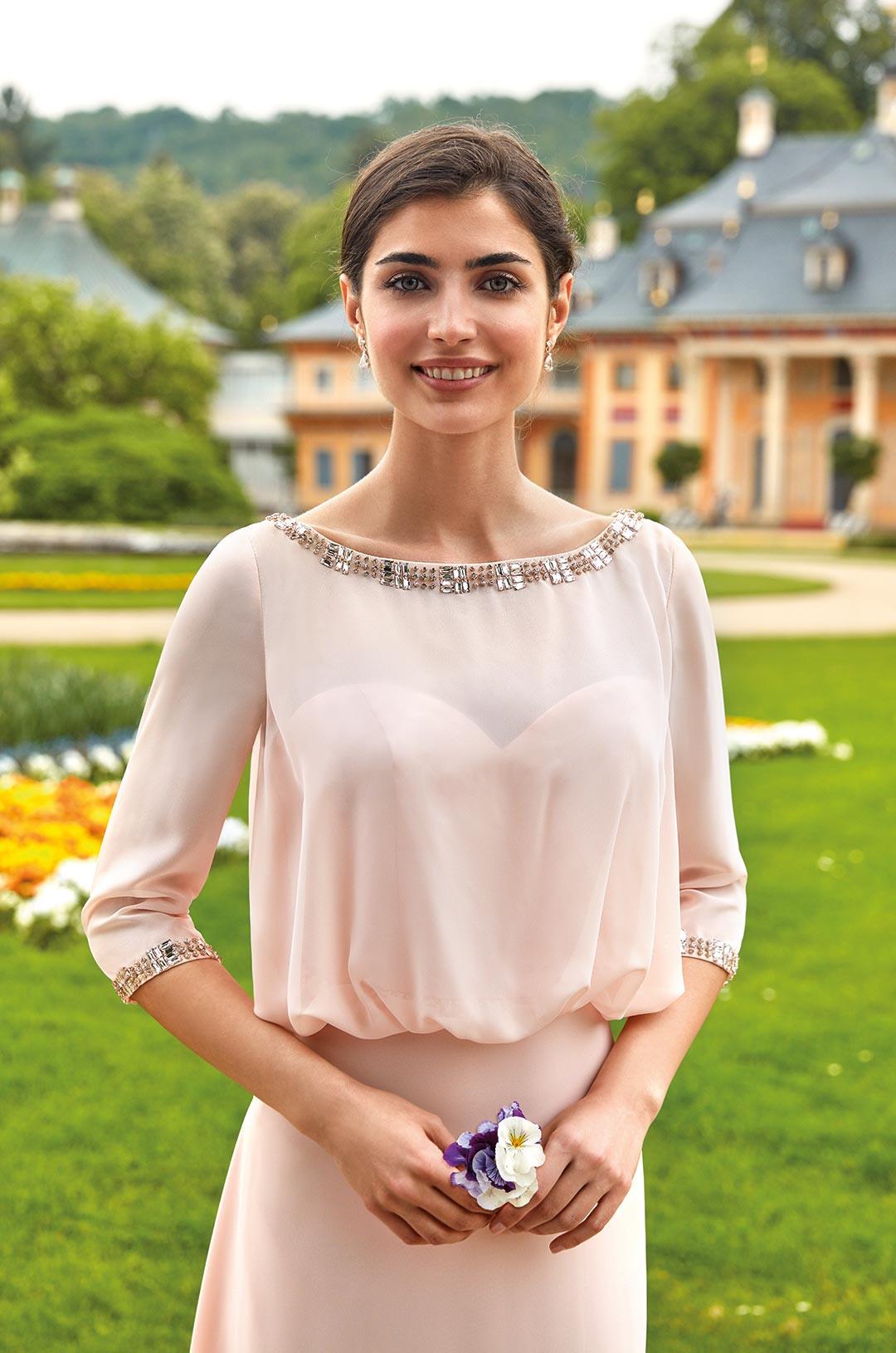 Hochzeitskleidung Frau - Abendkleid
