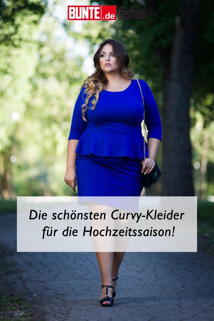 Kleider In Großen Größen: Sei Hier Gast: Die Schönsten Curvy