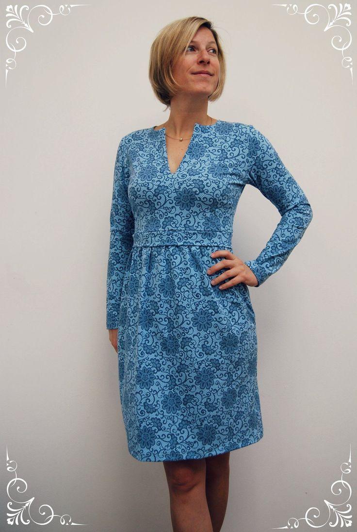 Kleider Nähen Für Damen Mit Konfetti Patterns: Schnittmuster