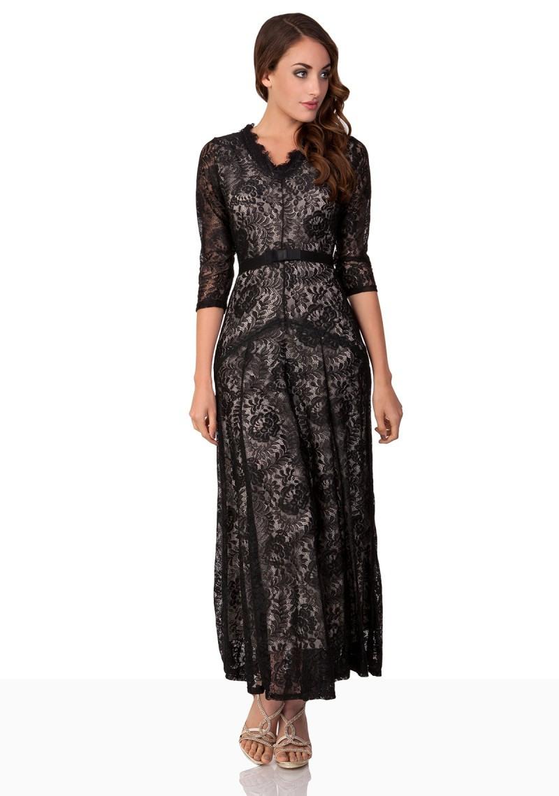 Kleider Für Hochzeit Als Gast Qvc - Abendkleid