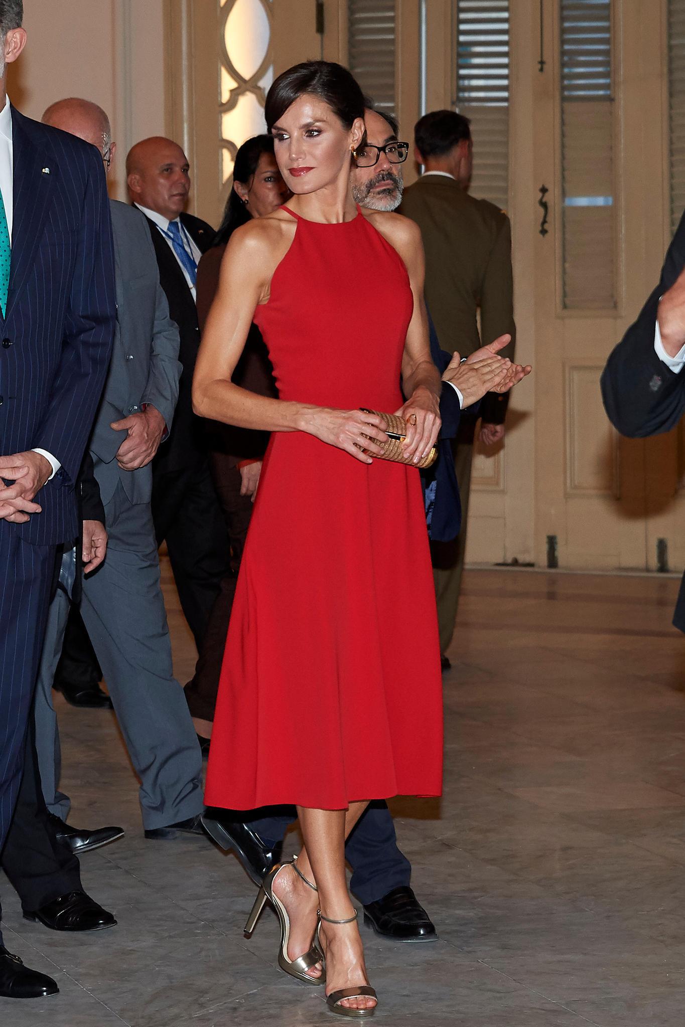 Königin Letizia: Ihre Looks Aus Kuba Im Vergleich | Gala.de