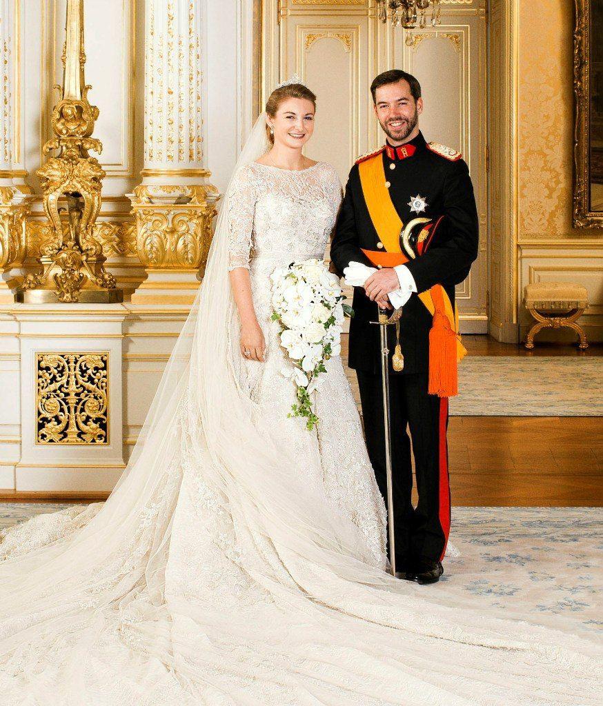 Königliche Hochzeitskleider-Bild Von Kö Ln Auf Guillaume