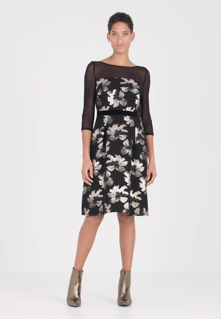 Kurz - Cocktailkleid/festliches Kleid - Black