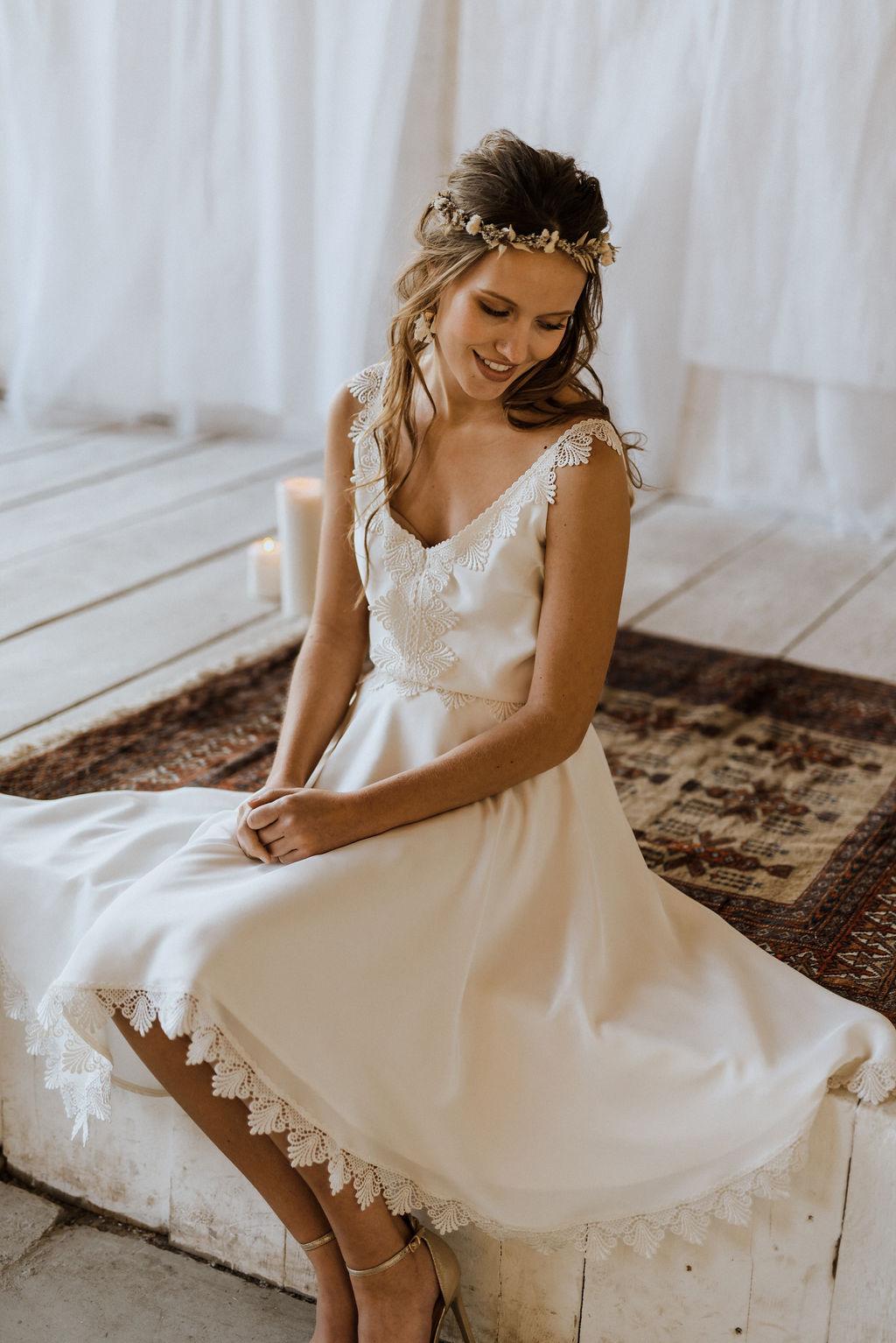 Kurze Brautkleider - Labude Brautmode Köln