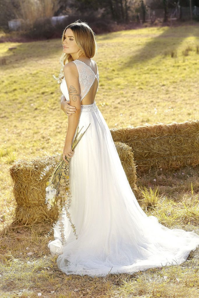 Ladybird Vintage Hochzeit Braut Brautkleid Kleider Abendkleid