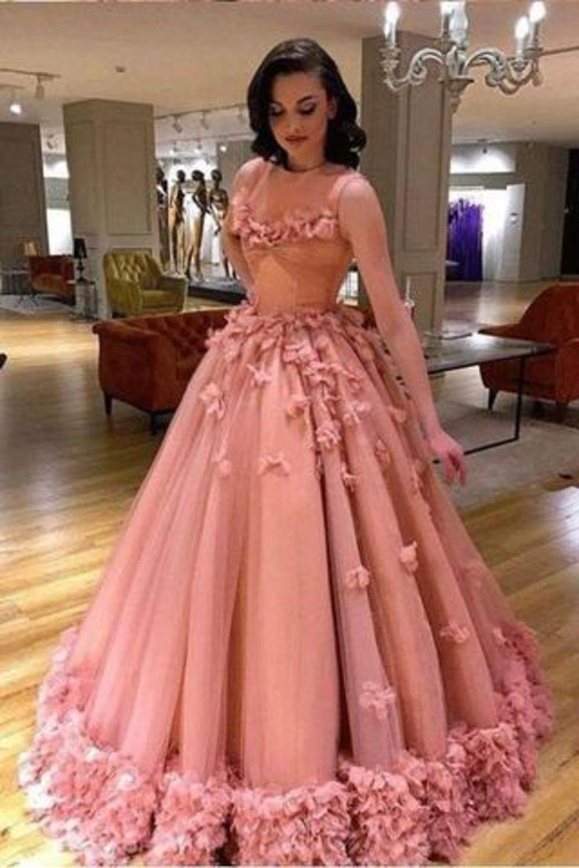 15 Großartig Abendkleid Blumen Spezialgebiet20 Perfekt Abendkleid Blumen Ärmel