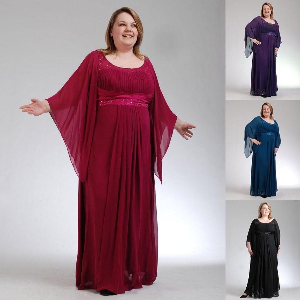Leicht Elegante Kleider Größe 48 Vertrieb - Abendkleid